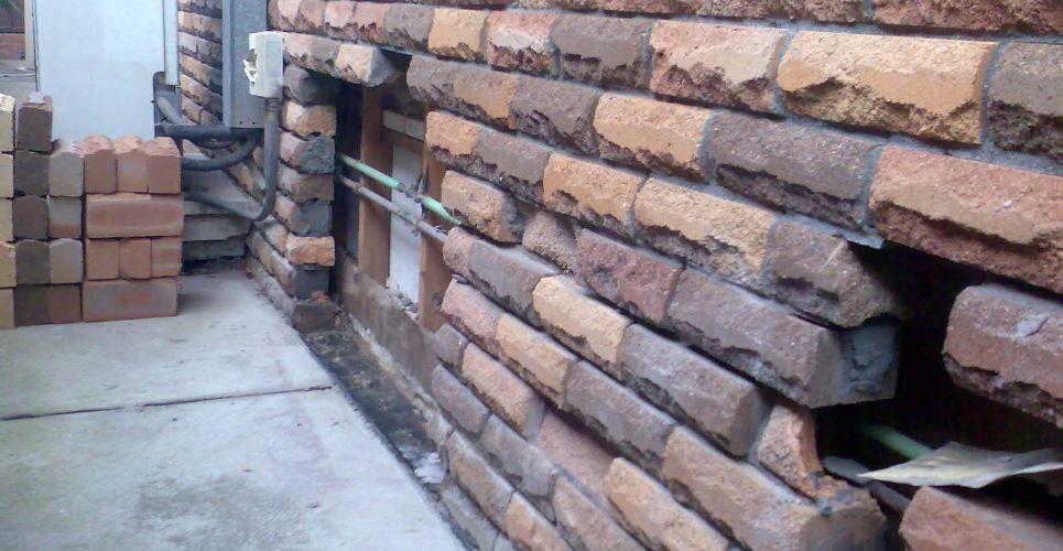 Brick Wall Repairs